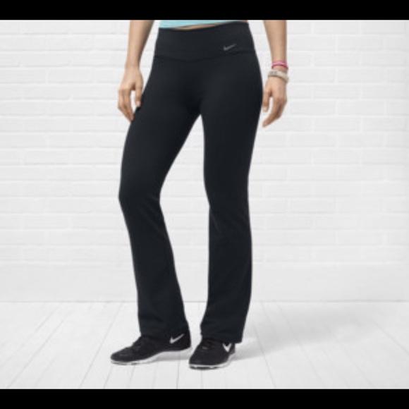 6e52737186ad Nike Legend Slim Fit Workout Pants